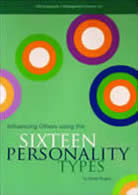 Influencing Others Using The Sixteen Personality Types